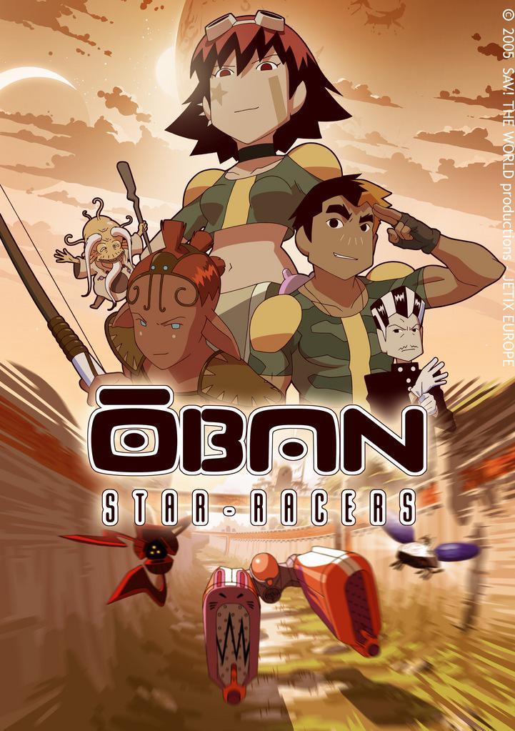 Oban, Star-Racers - Épisode 7