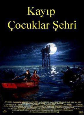 La Ciudad de los niños perdidos - Poster - Turquie