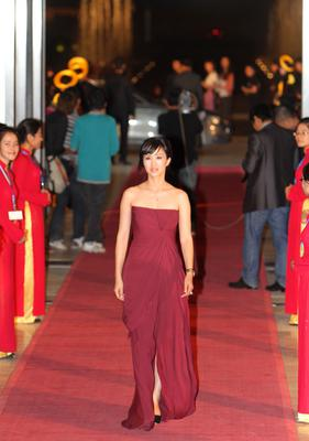 Recap of the 1st Vietnam International Film Festival - Linh Dan Pham, actrice française d'origine vietnam