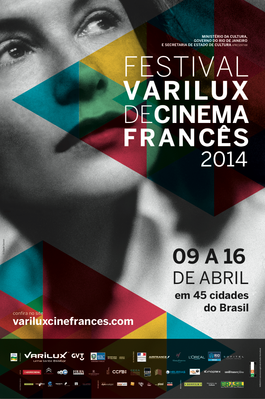 Festival Varilux de Cine Francés en Brasil - 2014