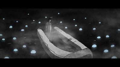 ビニール袋の夜