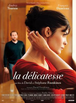 La Delicadeza - Poster - France