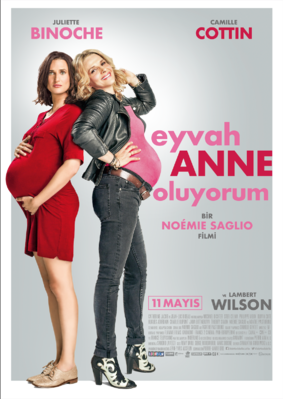 Like Mother, Like Daughter - Poster - Turkey