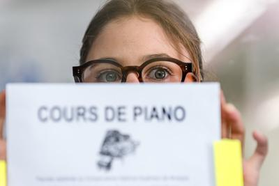 Mélanie Bernier - © Eric Caro - Cine Nomine