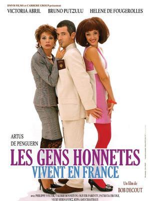 Gens honnetes vivent en France (Les) / 仮題:正直者が住むフランス