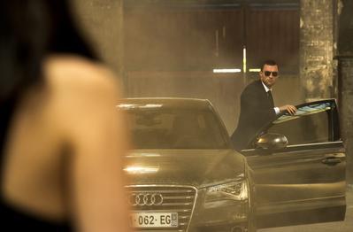 Le Transporteur - Héritage - © Bruno Calvo © 2014 – EUROPACORP – TF1 FILMS PRODUCTION