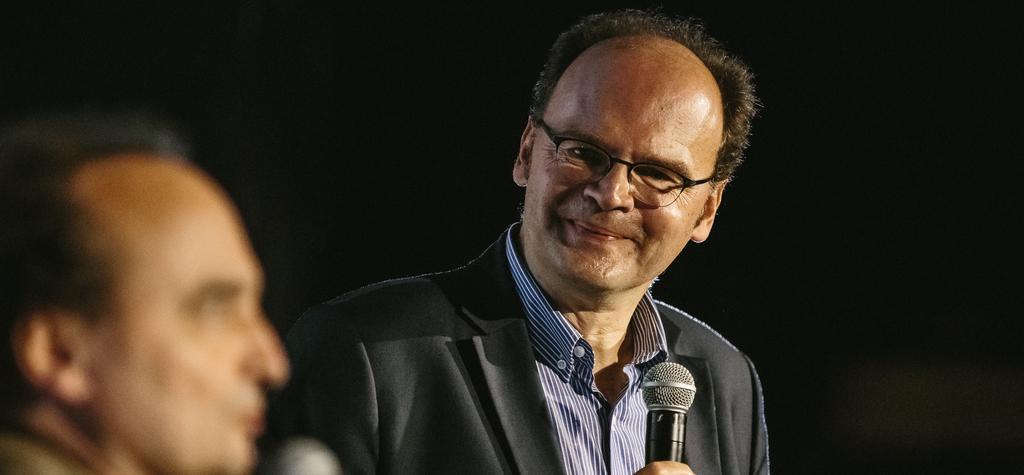 Joli succès pour la 11e édition du Festival du Film Français d'Helvétie - Jean-Pierre Améris - © © Guillaume Perret