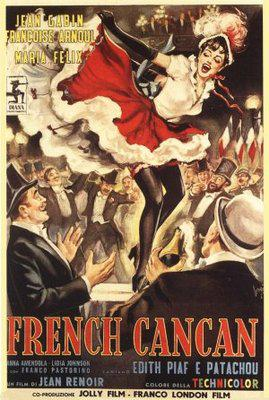 French Cancan - Poster France (3)