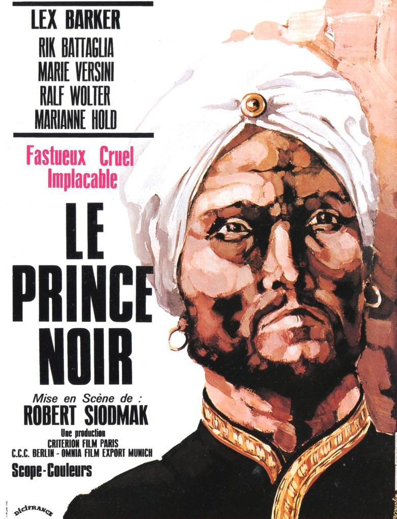 Le Prince noir / Au pays de Skipetars