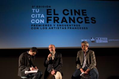 Balance de la 3ª edición de Tu Cita con el Cine Francés en Madrid - Jean-Paul Rappeneau présente Belles Familles