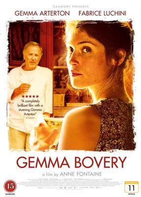 Gemma Bovery - Poster - Denmark