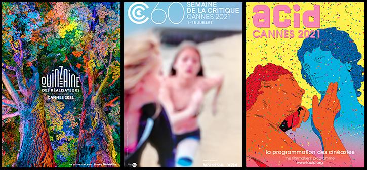 Le cinéma français dans les sélections parallèles cannoises