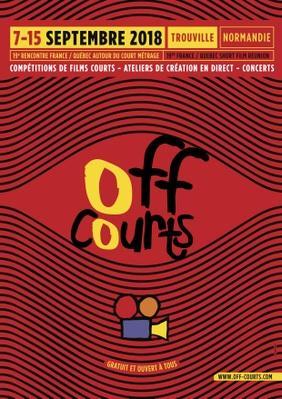 Trouville Off-Courts Film Festival - 2018
