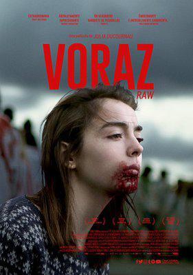 Voraz - Poster - Mexico