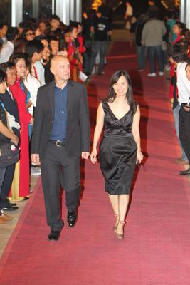 Recap of the 1st Vietnam International Film Festival - Christian Jeune (Festival de Cannes) en compagnie
