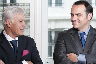 Moi Michel G. milliardaire maître du monde - © 2010 Vinciane Pierart – Delante Films