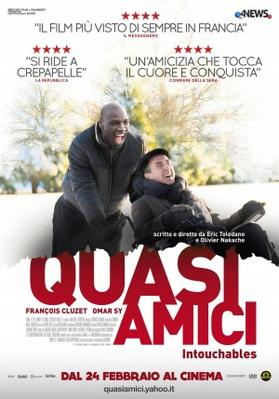 French films at the international box office: February 2012