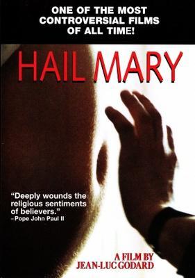 Je vous salue Marie - Poster États Unis