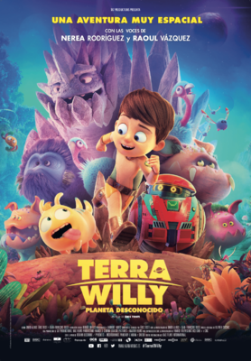Terra Willy - Poster - Spain