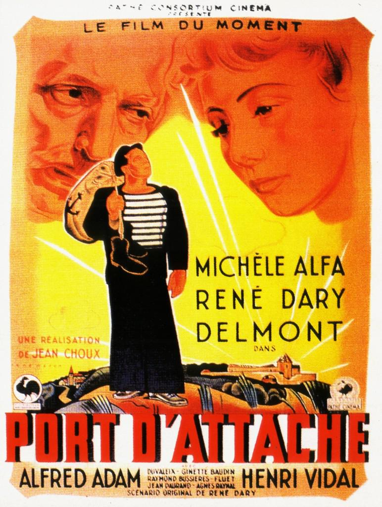 Port d'attache