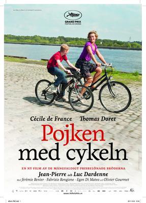 Le Gamin au vélo - Poster - Suède