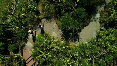 Le Jardin des cimes - Une enclave en altitude