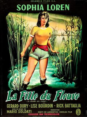 La Chica del río