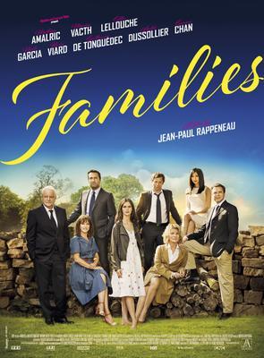 Belles familles - International poster