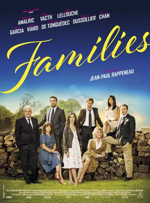 Grandes familias - International poster