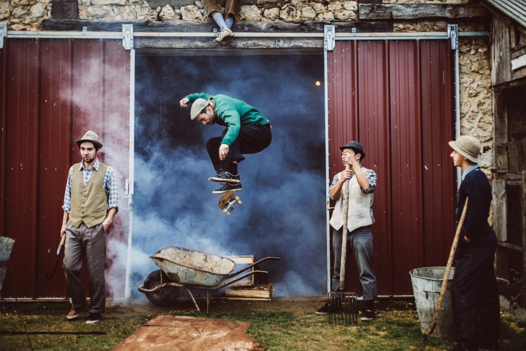 The Modern Skateboarding