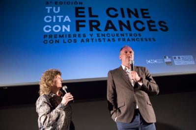 Highlights of the Tu Cita con el Cine Francés event in Madrid - Christian Carion présente En mai fais ce qu'il te plaît