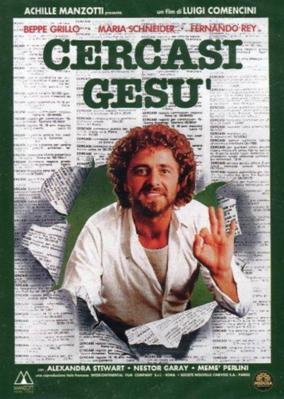 Cercasi Gesù - Poster Italie