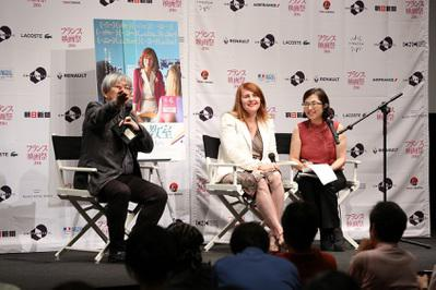 Bilan du 24e Festival du Film Français au Japon - Marie-Castille Mention-Schaar