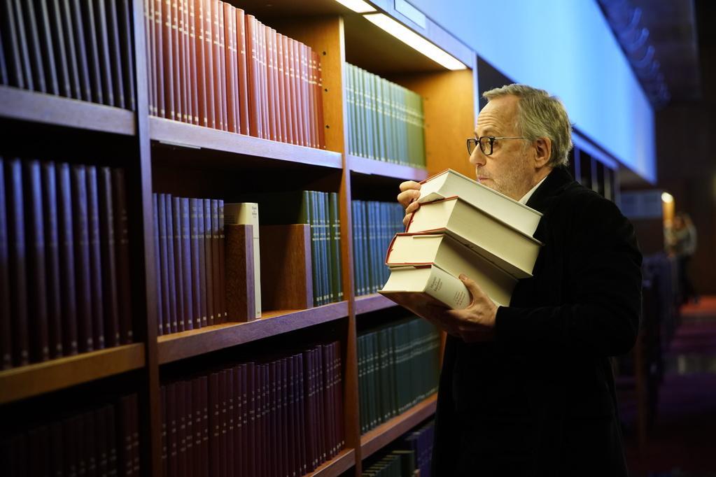 La Biblioteca de los libros rechazados - © Roger Arpajou