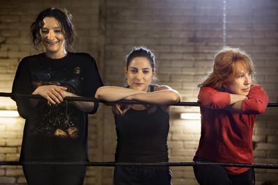 Wrestling Queens