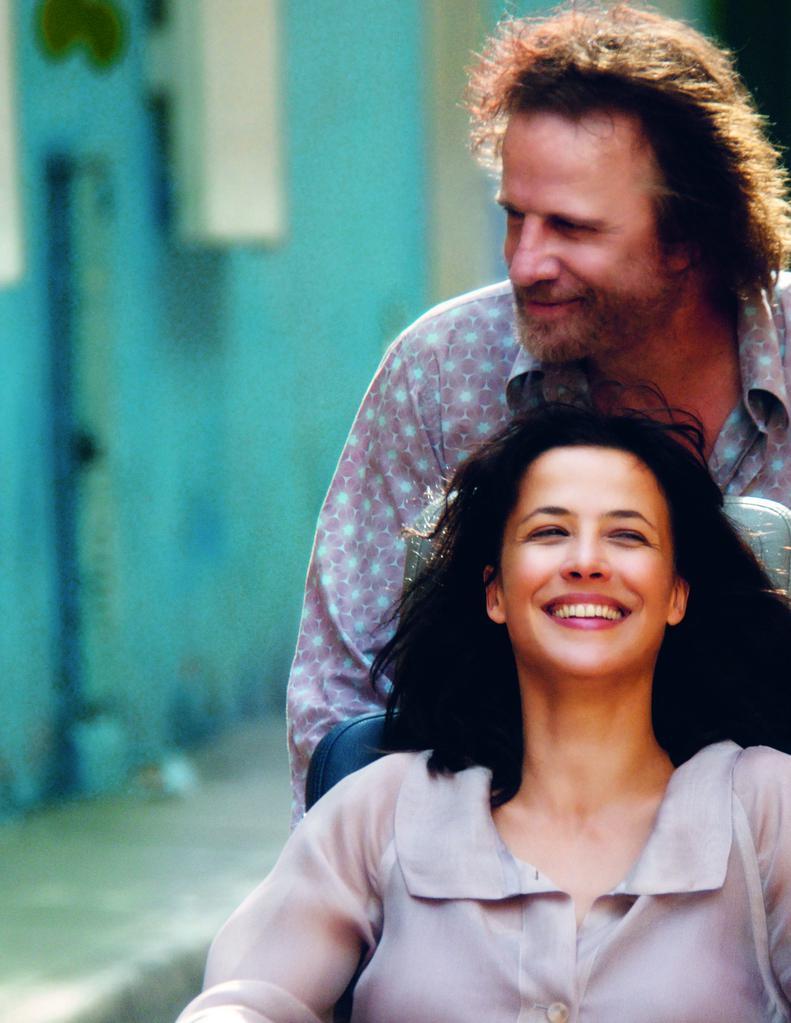 L'Homme de Chevet (Cartagena) - © Cine Nomine et Thelma Films (photos : Eric Caro)