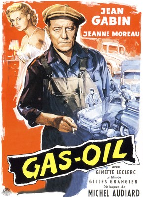 Gas-Oil - Poster France