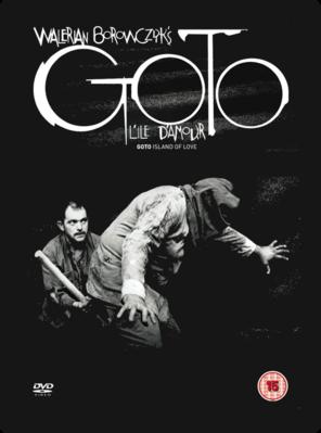愛の島ゴトー - DVD Royaume-Uni