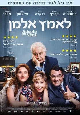 Adopte un veuf - Poster - Israel