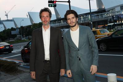 20 de junio – Inauguración del 27° Festival de Cine Francés de Japón - Antonin Baudry et François Civil, pour 'Le Chant du Loup' - © Laurent Campus