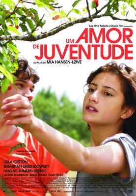 Un amour de jeunesse - Poster - Portugal