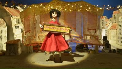 La Petite Danseuse du Moulin Rouge