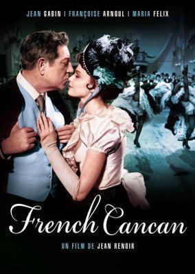 フレンチ・カンカン - Poster France (5)