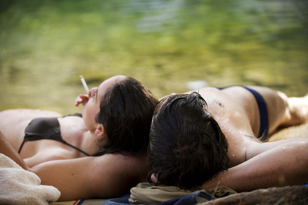愛と冷たい水 - © Stéphanie Dupont Braunschweig