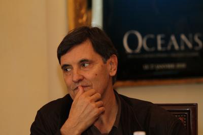 Retour sur le premier Festival International du Film du Vietnam - Jacques Cluzaud, réalisateur de Océans