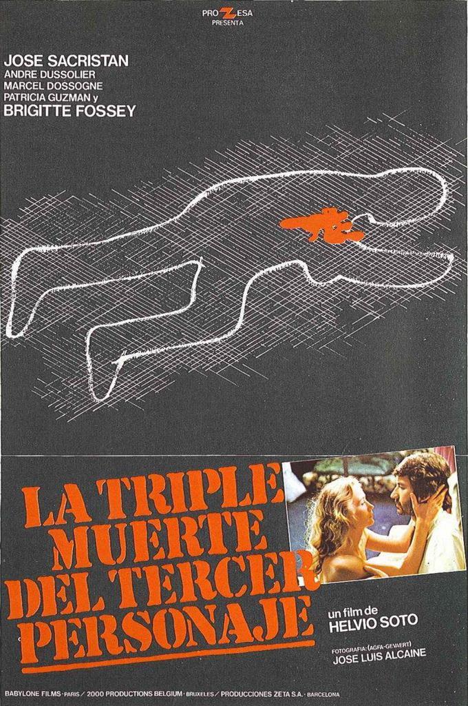 La Triple mort du troisième personnage