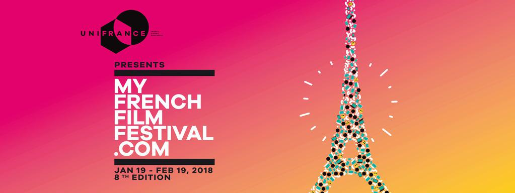 MyFrenchFilmFestival: 8th edition!