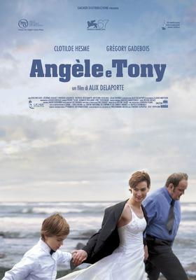 Angèle et Tony - Poster - Italy