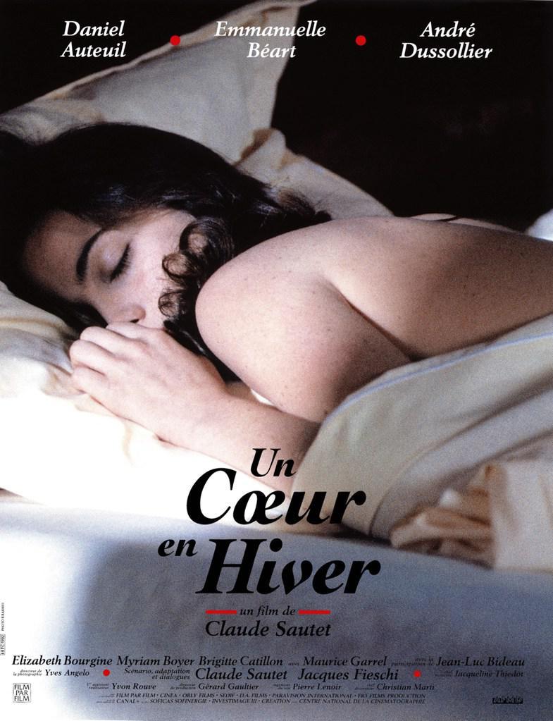 Les César du Cinéma Français - 1993 - Poster France