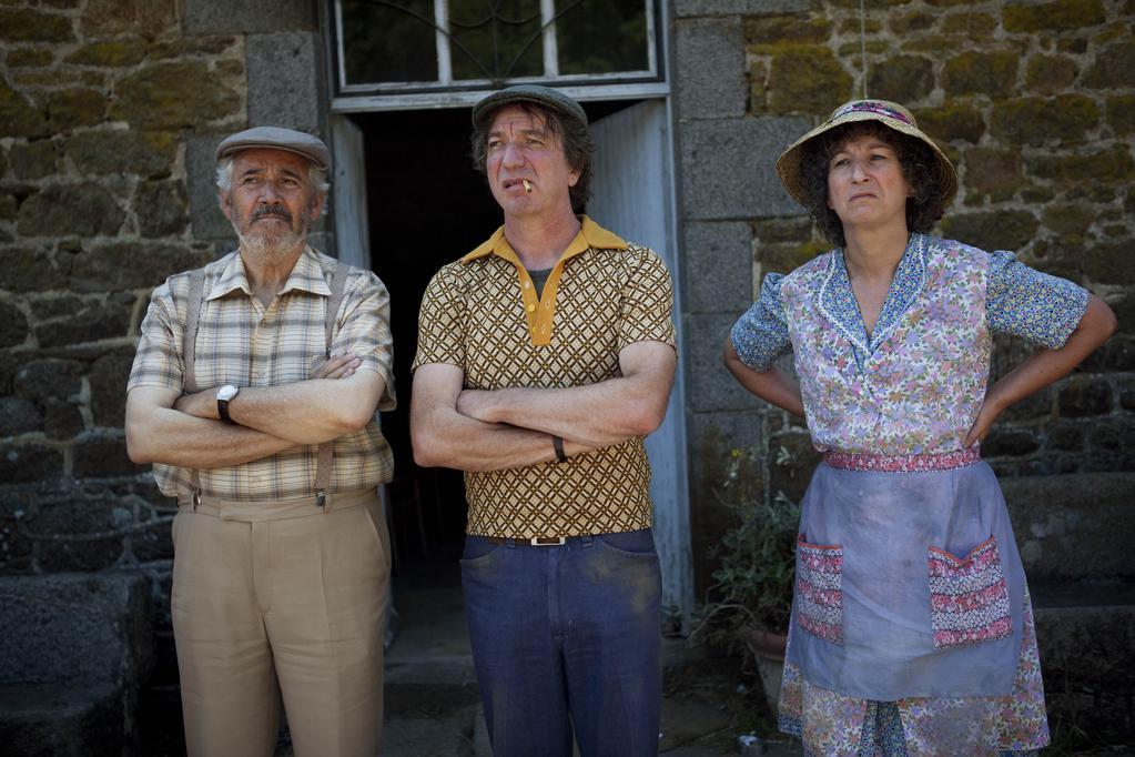 Festival du film français de Richmond - 2013 - © Thibault Grabherr et Anouchka de Williencourt